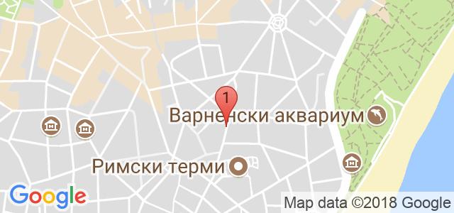 рехабилитационен център Карта