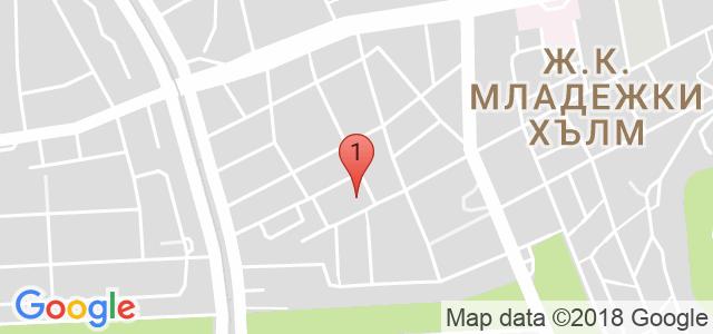 Студио за красота Ювин Карта