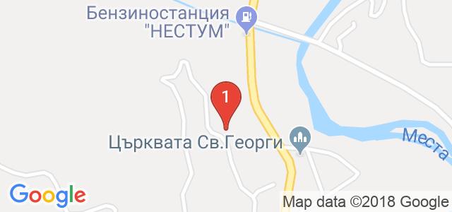 Хотел Уинслоу Хайленд Карта