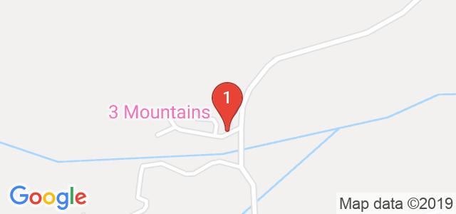 Хотел 3 Планини 3* Карта