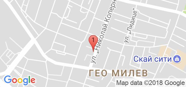 Онлайн магазин www.detskisviat.com Карта