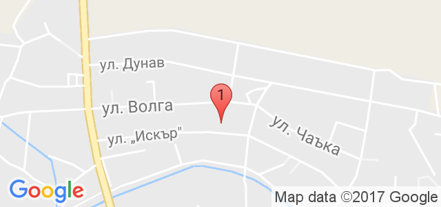Хотел Лагуна Кранево Карта