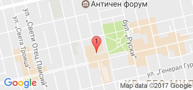 Боулинг бар КАРИБИ Карта