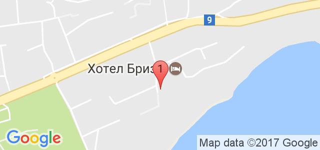 Комплекс Свети Никола Карта