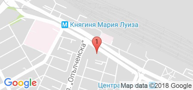 Биодент Карта