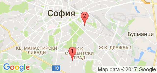 ТА Поход Карта