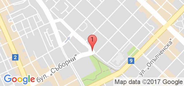 Институт за кариерно развитие Карта