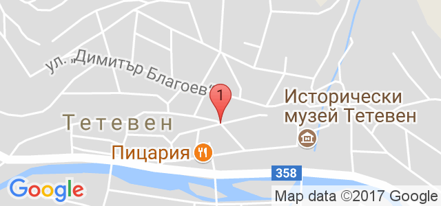 Хотел Вит Карта