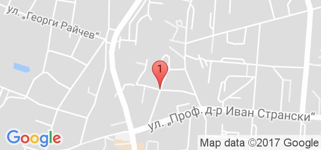 BB Sport Center Карта