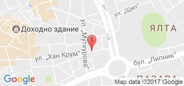 Студио Антураж Карта