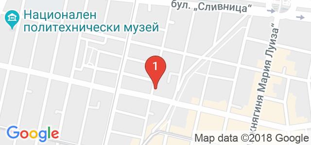 Уроци по български език и математика Карта