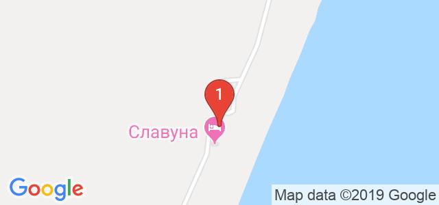 Хотел Мура Карта