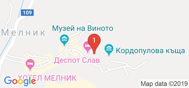 Хотел Свети Никола Карта
