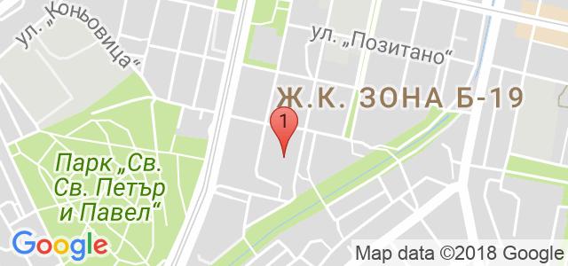 Д-р Бътовски Карта