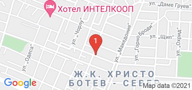 MG STYLE STUDIO Карта