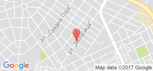 Учебен център Елвис Карта