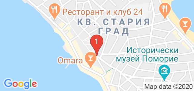 Апартаменти Палас Делукс Карта