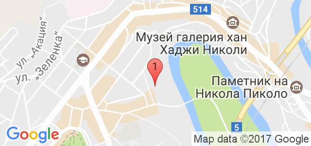 Интерхотел Велико Търново 4* Карта