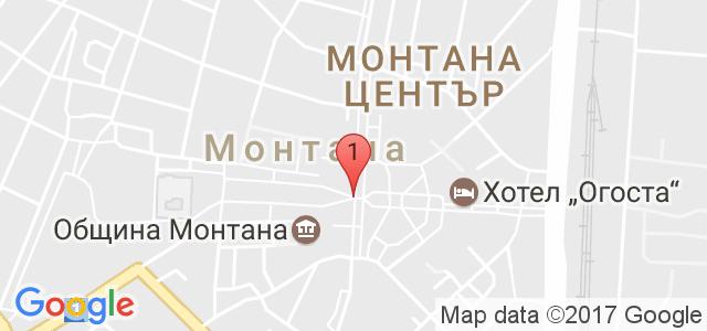 Парашутно дружество Парасоф Карта