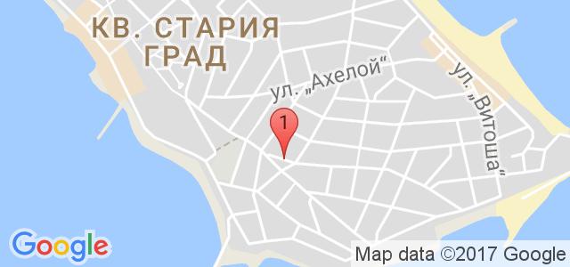 Верига хотели Манц Карта