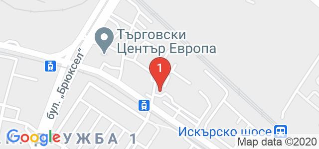 Автокомплекс Дружба Карта