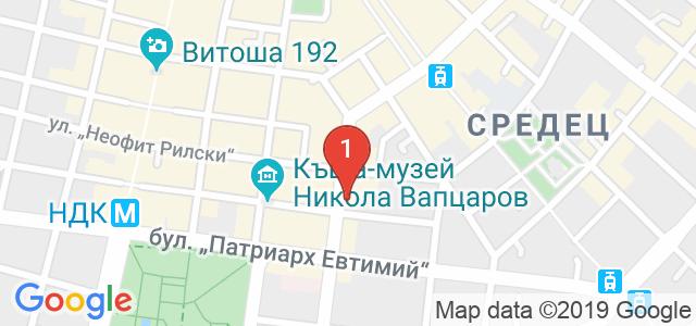 Хермес Холидейс Карта