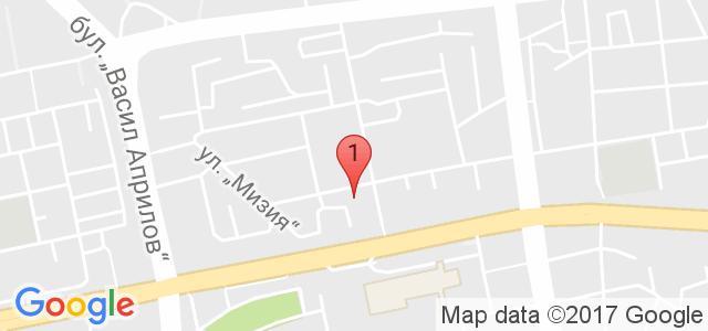 Масажи Ангел Кръстев Карта