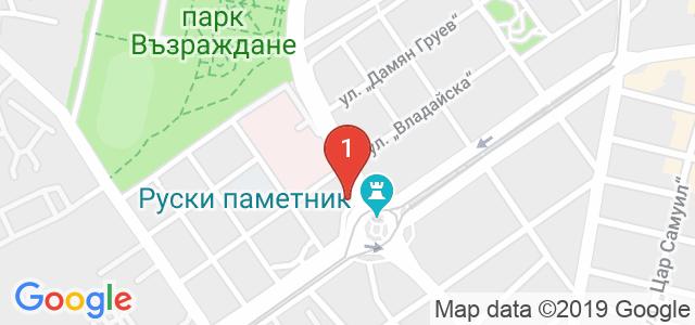 Д-р Ваня Николова  Карта