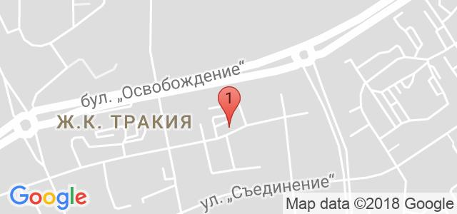 In Heaven Beauty Studio Карта