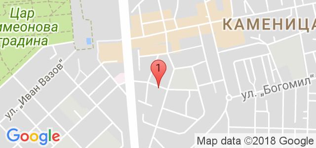 Салон за красота Клеопатра Карта