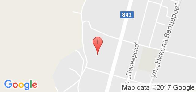 Хотел Алегра 3* Карта