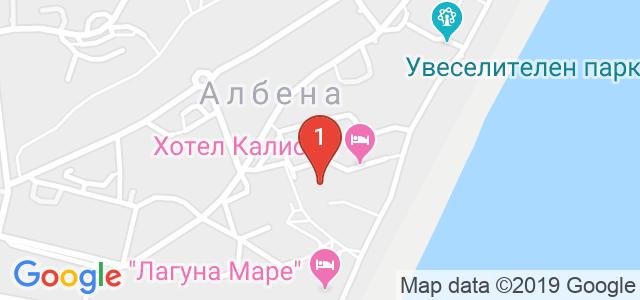 Хотел Сенди Бийч Карта
