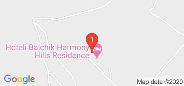 Комплекс Хармони Хилс Карта