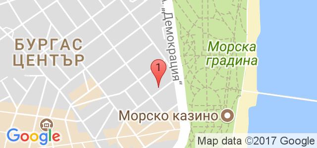 ТА Травел Холидейс Карта