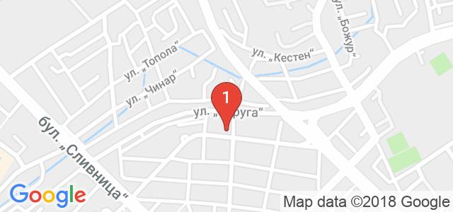 Те Арт Студио Карта