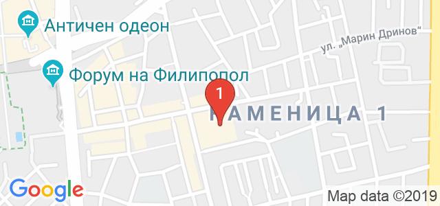 Белпрего Травел Карта
