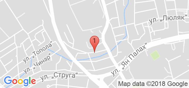 фитнес салон Карта