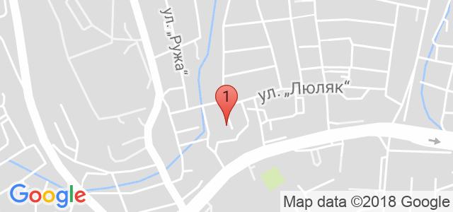 Сервиз Росони Карта