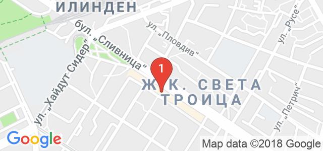 Студио Какао Карта