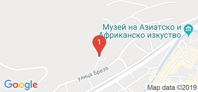 Хотел Бела 3* Карта