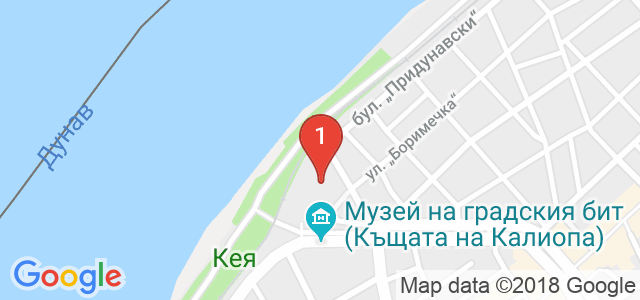 Крисия СПА Карта