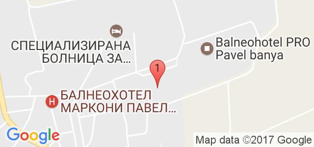 Комплекс Бендида Вилидж Карта