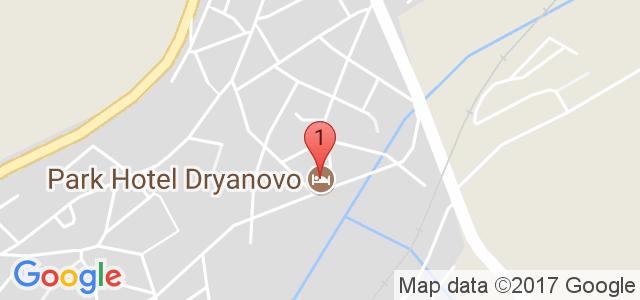 Парк Хотел Дряново Карта