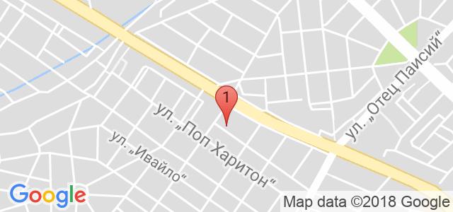 Студио Avangard Карта