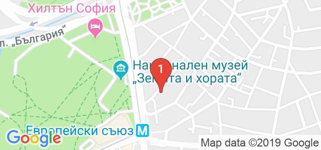 Студио за красота Феникс  Карта