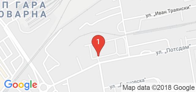 БК Локомотив Карта