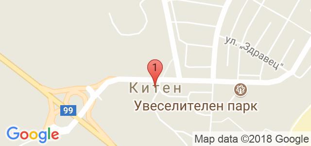 Хотел Каменец Карта