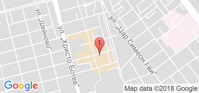 Салон Jolie Карта