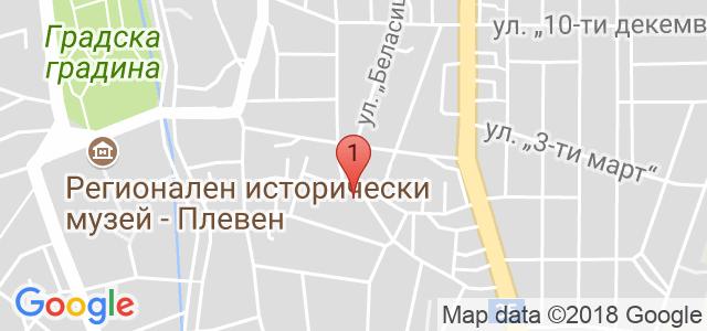 Бар Стил  Карта