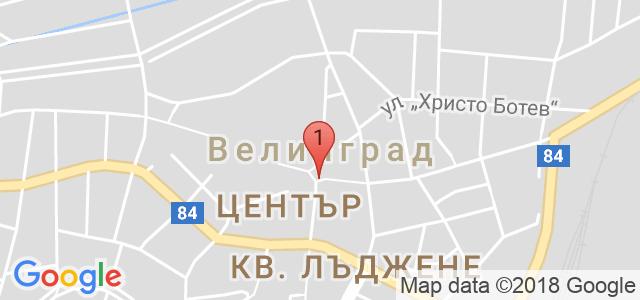 Конна база SiVEK Карта